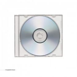 قاب باریک سی دی شفاف (CRYSTAL)
