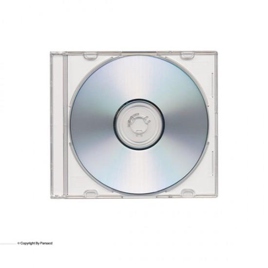 قاب سی دی شفاف
