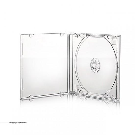 قیمت و خرید قاب سی دی پهن شفاف jewel در فروشگاه پارسا CD