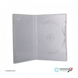 قاب دی وی دی تک شفاف کریستال ( CRYSTAL )