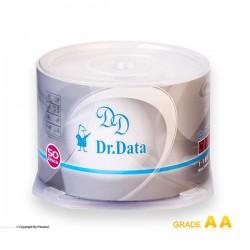 دی وی دی دکتر دیتا باکس دار 50 عددی (Dr.Data)