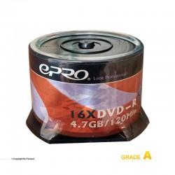 دی وی دی اپرو باکس دار 50 عددی (Epro )