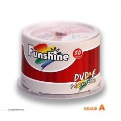 دی وی دی خام فانشاین باکسدار 50 عددی ( Funshine)