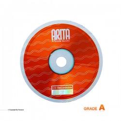 سی دی خام آریتا شیرینگ 50 عددی (ARITA)