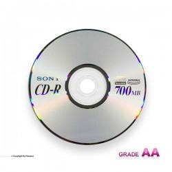 سی دی خام سونی شیرینگ 50 عددی (SONY)