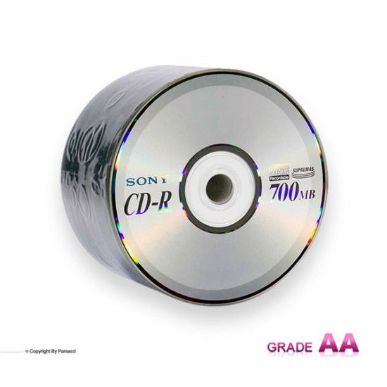 سی دی خام سونی