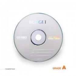 سی دی خام باجت شیرینگ 50 عددی  (BUDGET)