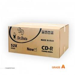 سی دی خام دکتر دیتا کارتن 600 عددی  (Dr.Data)