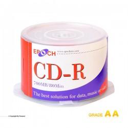 سی دی خام ایپاک باکس دار 50 عددی (Epoch)
