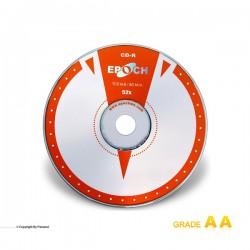 سی دی خام ایپاک باکس دار کارتن 600 عددی(Epoch)