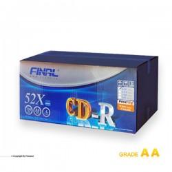 سی دی خام پرینتیبل فینال کارتن 600 عددی  (FINAL)