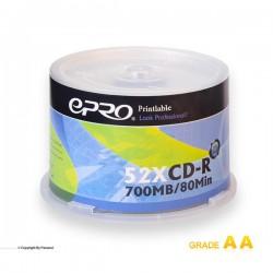 سی دی خام پرینتیبل اپرو کارتن 600 عددی (EPRO)