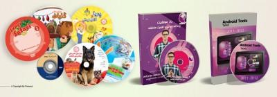 چاپ و رایت DVD